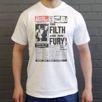 The Filth and The Fury T-Shirt