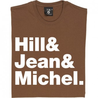 The Fugees Line-Up T-Shirt