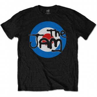 "The Jam ""Spray Paint Logo"" Officially Licenced T-Shirt"