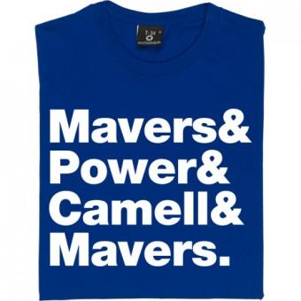 The Las Line-Up T-Shirt
