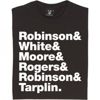 The Miracles Line-Up T-Shirt