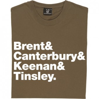 The Office Line-Up T-Shirt