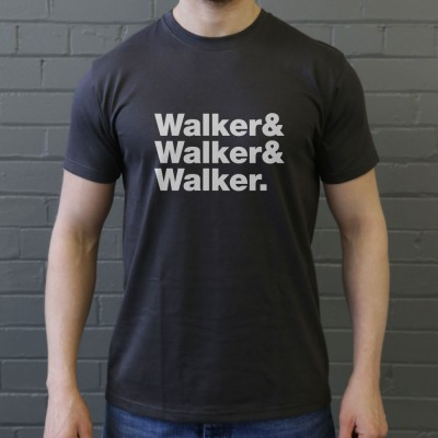 The Walker Brothers Line-Up
