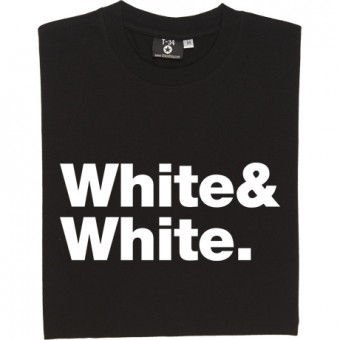 The White Stripes Line-Up T-Shirt
