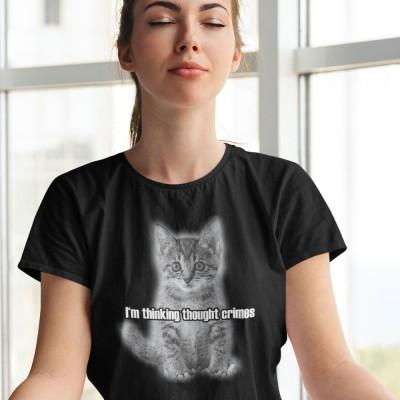 I'm Thinking Thought Crimes: Kitten