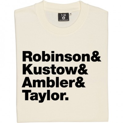 Tom Robinson Band Line-Up