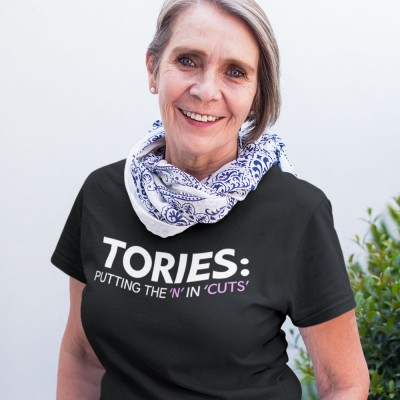 Tories: Putting The 'N' In 'Cuts'