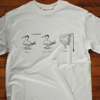 Tern, Trans-Tern, Cis-Tern T-Shirt