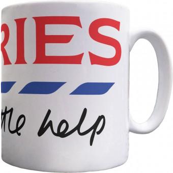 Tories: Very Little Help Ceramic Mug
