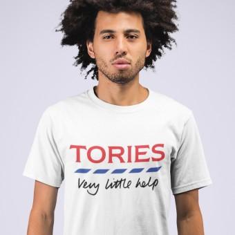 Tories: Very Little Help T-Shirt