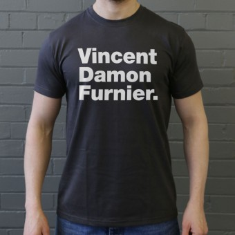 Vincent Damon Furnier T-Shirt