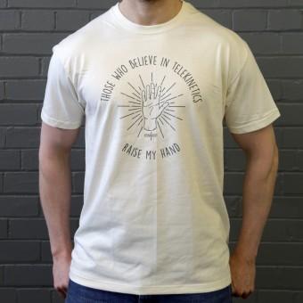"Kurt Vonnegut ""Telekinetics"" T-Shirt"