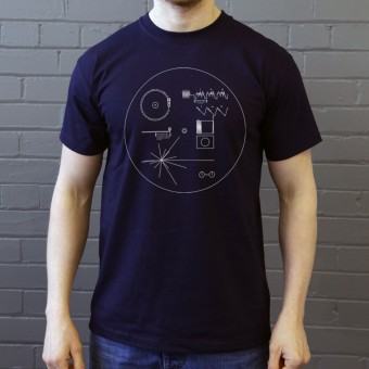 Voyager Golden Record T-Shirt
