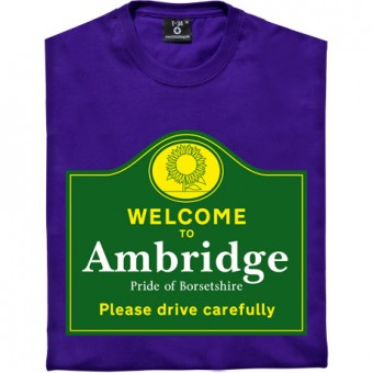 Welcome To Ambridge T-Shirt