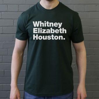 Whitney Elizabeth Houston T-Shirt