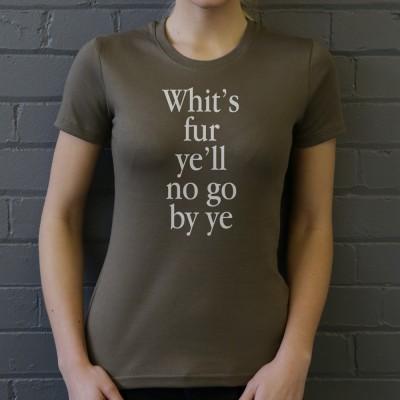 Whits Fur Ye