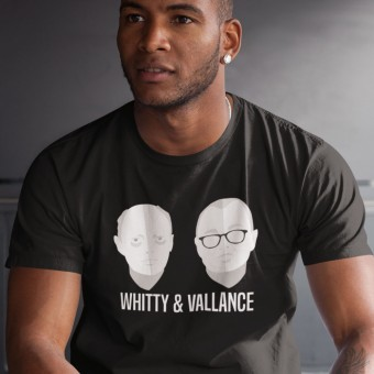 Whitty and Valance T-Shirt