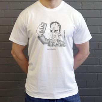 Will Selfie T-Shirt