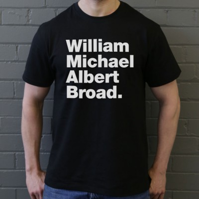 William Michael Albert Broad