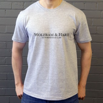 Wolfram and Hart T-Shirt