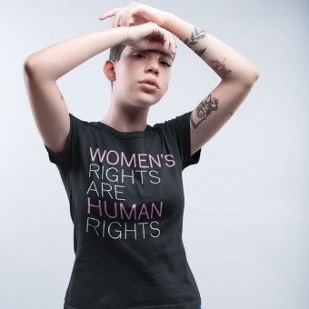 Women's Rights Are Human Rights T-Shirt