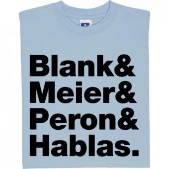 Yello Line-Up T-Shirt
