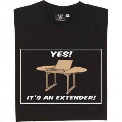 Yes! It's An Extender!
