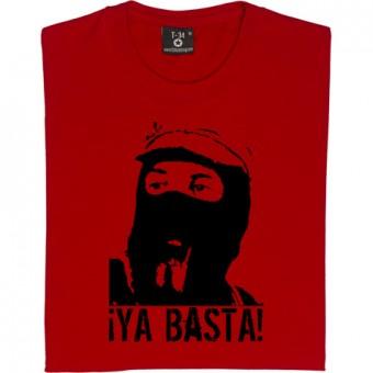 Zapatista (Ya Basta) T-Shirt