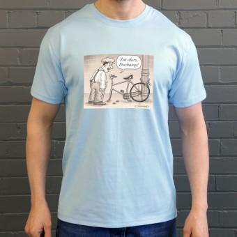 Zut Alors, Duchamp T-Shirt
