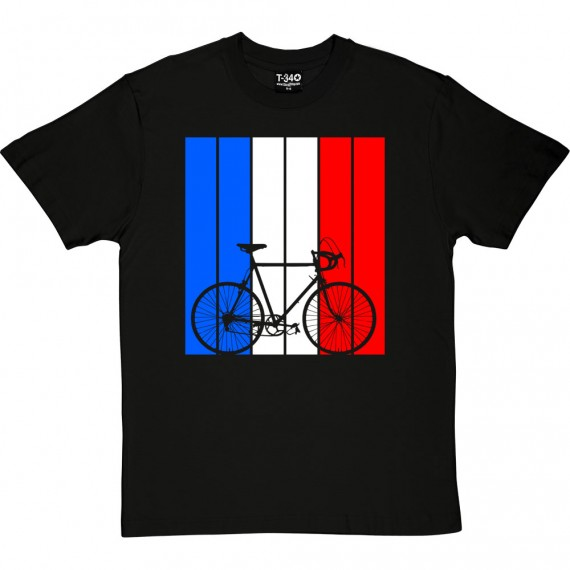 Retro Road Bike T-Shirt