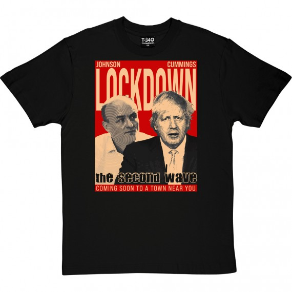 Lockdown: The Second Wave T-Shirt