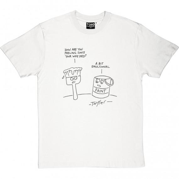 A Bit Emulsional T-Shirt