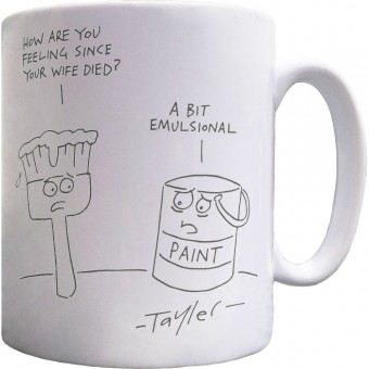 A Bit Emulsional Mug