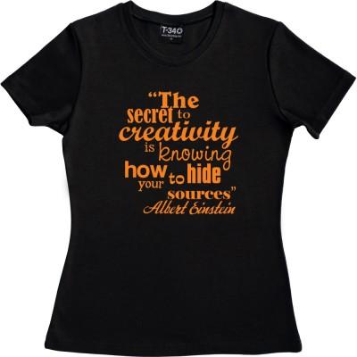 """Albert Einstein """"Creativity"""" Quote"""