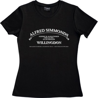 Alfred Simmonds: Horse Slaughterer & Glue Boiler