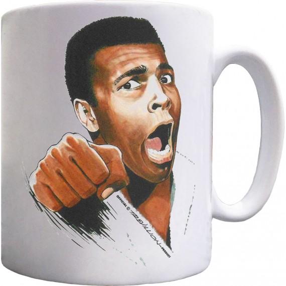 "Muhammad Ali ""I Am The Greatest"" Ceramic Mug"