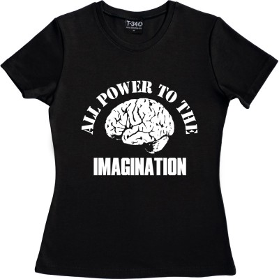 All Power The The Imagination