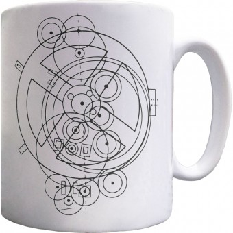 Antikythera Mechanism Ceramic Mug