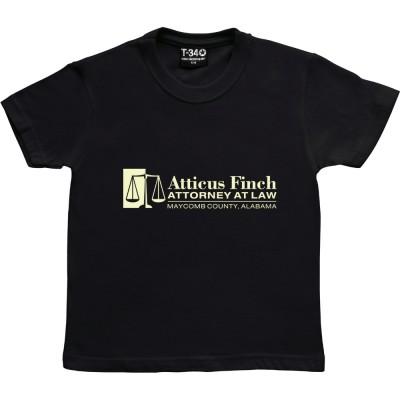 Atticus Finch: Attorney At Law