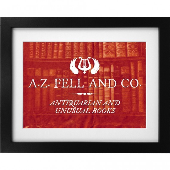 A.Z. Fell and Co Art Print