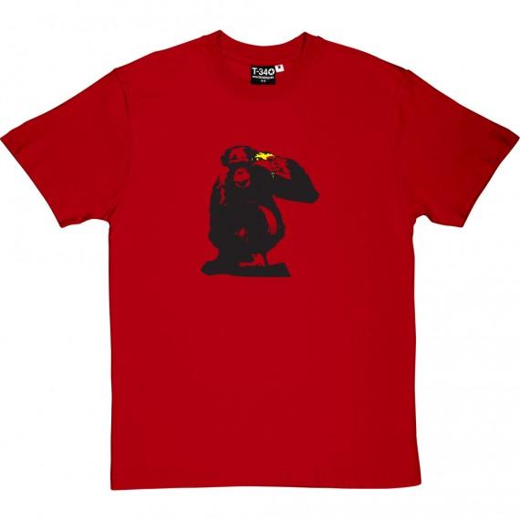 Monkey Banana Gun T-Shirt
