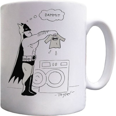 "Batman ""Dammit"" Mug"