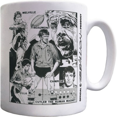 Bill Beaumont & England v Australia 1984 Ceramic Mug