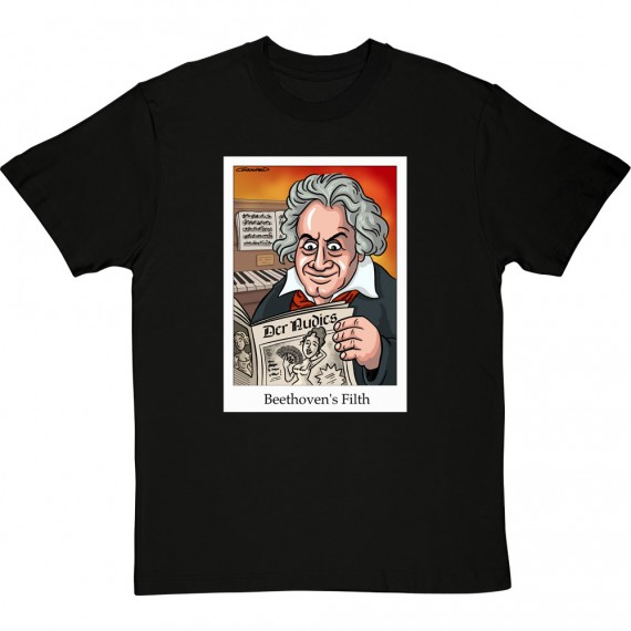 Beethoven's Filth T-Shirt