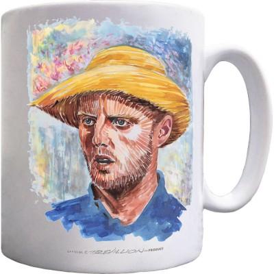 Ben Stokes Van Gogh Ceramic Mug