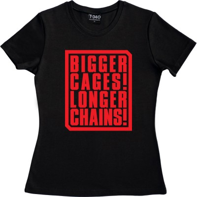 Bigger Cages! Longer Chains!