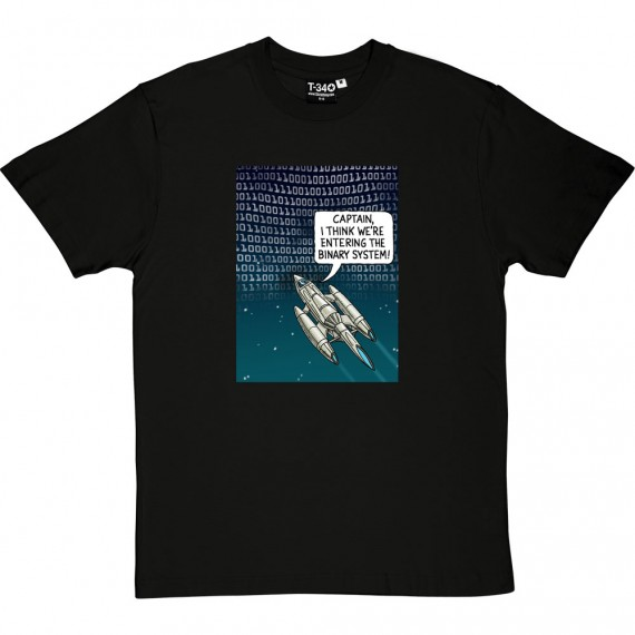 The Binary System T-Shirt