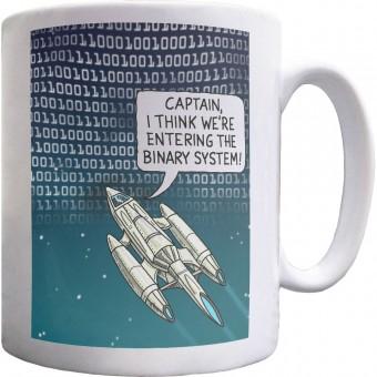 The Binary System Mug