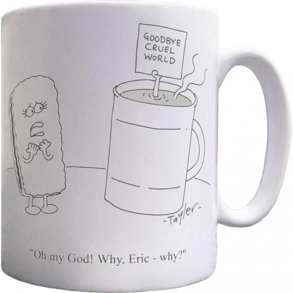 Biscuit Suicide Mug