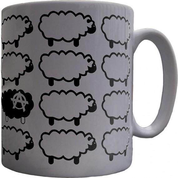 Black Sheep Ceramic Mug